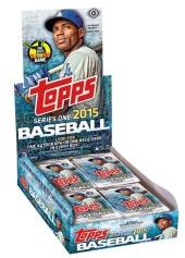 2015 topps box