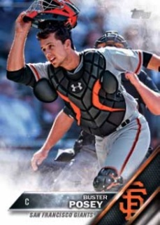 2016-Topps-Series-1-Baseball-Base-Posey